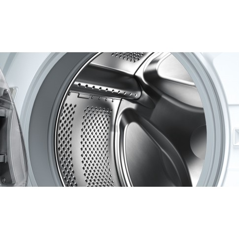 Masina de spalat rufe Bosch WAN20261BY, 7 kg, 1000 rpm, clasa A+++, adancime 55 cm, tehnologie EcoSilence Drive, alb