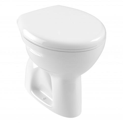 Vas WC Mondial Basic 4G699101, alb, cu evacuare verticala