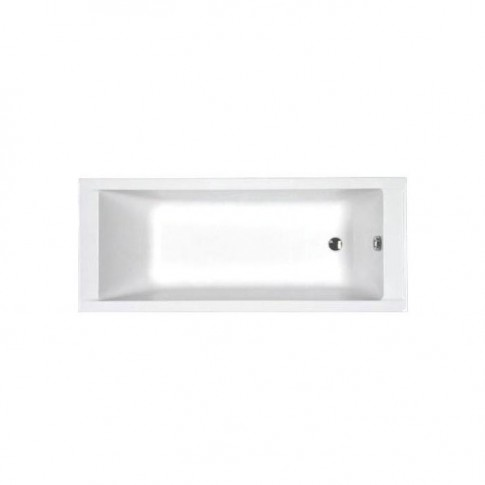 Cada baie rectangulara Kolo Supero 5341, acril, 150 x 70 cm