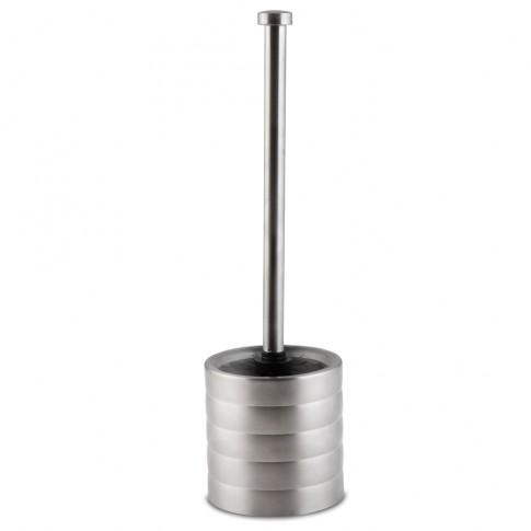 Perie WC  AWD02020317, inox, 36.5 x 10.5 x 10.5 cm