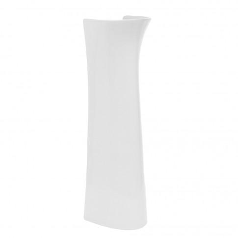 Piedestal lavoar, Cersanit Keops R04 - 033, 17 x 64 cm