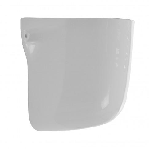Semipiedestal lavoar, Kadda Keops K08-012, 27.5 x 23.6 x 33 cm