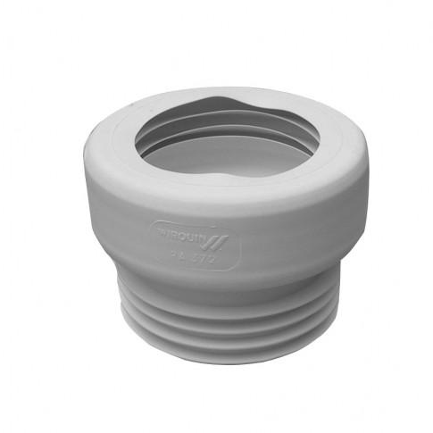 Manson iesire, pentru vas WC, Wirquin 71150010, 100 / 110 mm