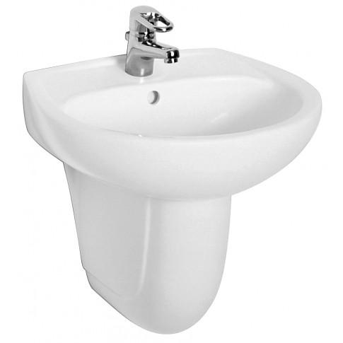 Lavoar Kolo Idol M11155, alb, rotunjit, 55 cm