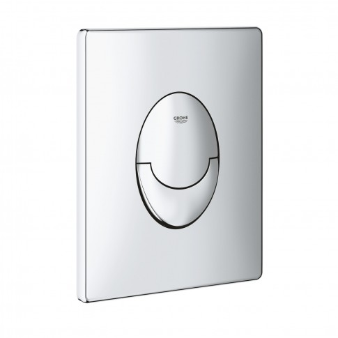 Placa actionare apa WC, Grohe Skate Air 38505, finisaj cromat