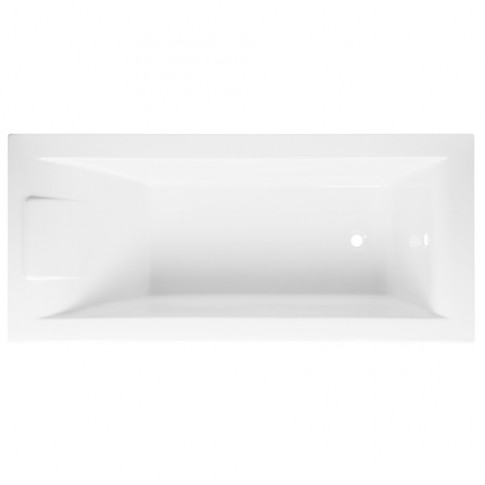 Cada baie rectangulara Martplast Viena, acril, 170 x 80 cm