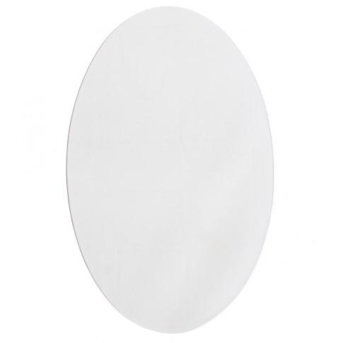 Oglinda decorativa X001, ovala, 45 x 60 cm