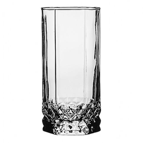 Pahar suc, Valse 42942, din sticla, 290 ml, set 6 bucati