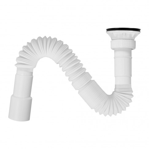 """Jollyflex cu ventil, Eurociere 8058/V50, cu sifon, dop, 1""""1/2"""