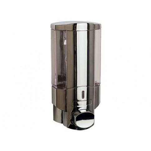 Dozator sapun lichid Bisk 72075, ABS, montaj suspendat, 300 ml