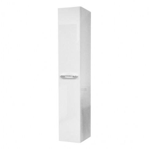 Dulap baie suspendat, Arthema Porto 405 - A2, 1 usa, alb, 30 x 158 x 30 cm