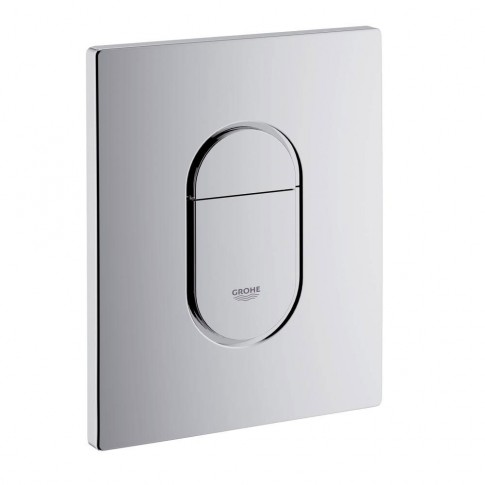 Placa actionare apa WC, Grohe Arena Cosmo 38844000, finisaj cromat