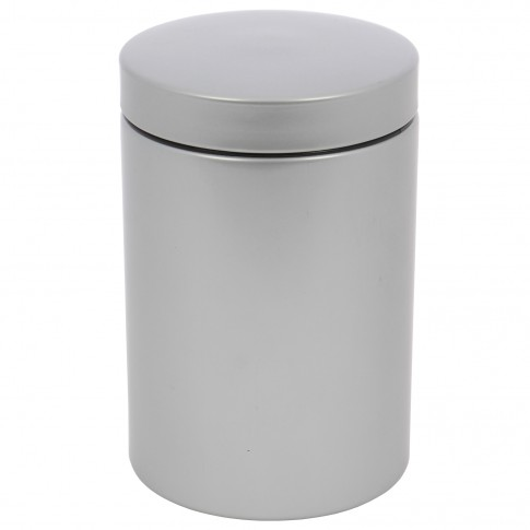 Cutie pentru pastrarea alimentelor 400, din metal, 1400 ml, 16.5 x 11 cm, argintiu