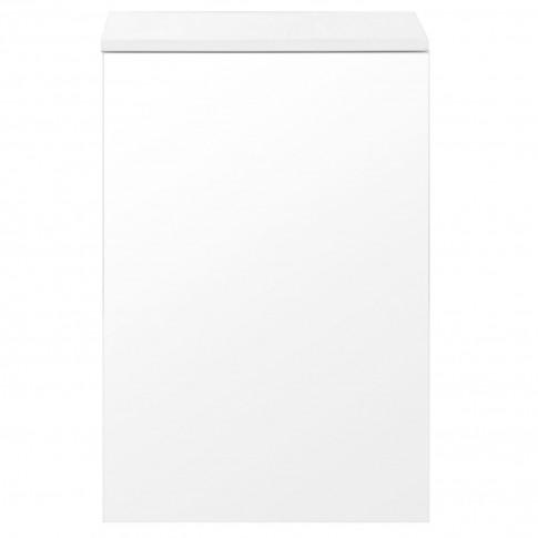 Dulap baie cu oglinda, 1 usa, Martplast Diana, alb, 40 x 15 x 70 cm