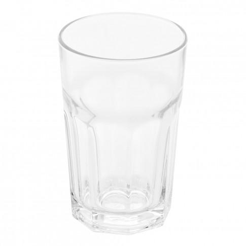 Pahar suc, Casablanca, din sticla, 295 ml, set 12 pahare