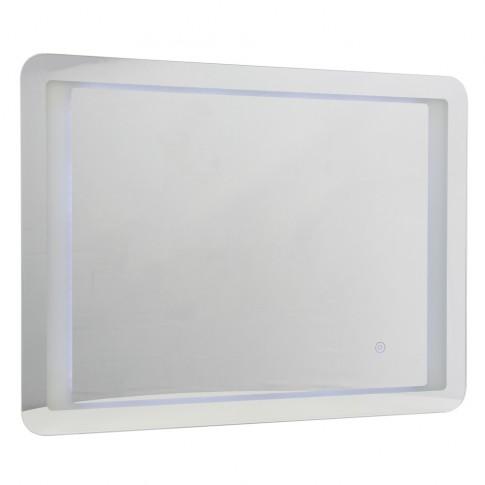 Oglinda baie GS050, iluminare LED, 60 x 80 cm