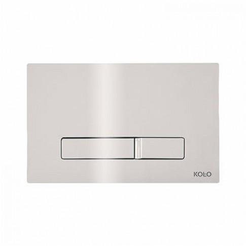 Placa actionare apa WC, Kolo Elegant 94151-002, finisaj cromat lucios