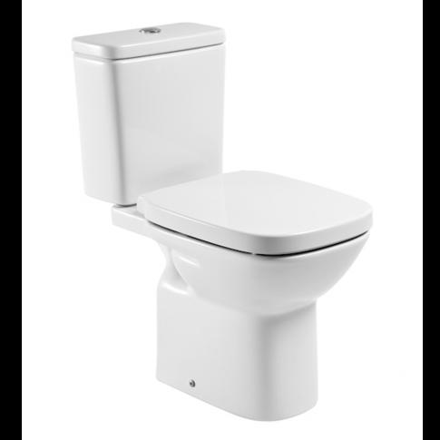 Vas WC Roca Debba, alb, cu evacuare orizontala