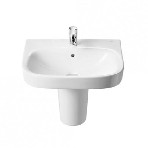 Lavoar Roca Debba A325994000, alb, dreptunghiular, 60 cm