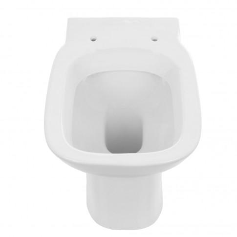 Vas WC Roca Debba, alb, cu evacuare dubla