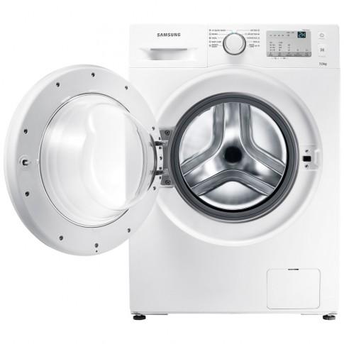 Masina de spalat rufe Samsung WW70J3283KW/LE, 7 kg, 1200 rpm, clasa A+++, adancime 55 cm, alba