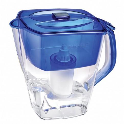 Cana de filtrare apa Barrier Grand Neo, albastru, 4 litri