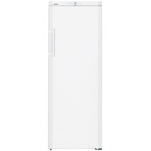 Congelator Liebherr GP 2733, 224 litri, clasa A++, Smart Frost, 7 sertare, inaltime 164.4 cm, functie SuperFrost, alb