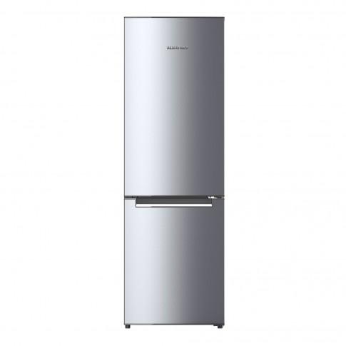 Combina frigorifica Albatros CFX39A+, 312 litri, clasa A+, inaltime 186 cm, inox