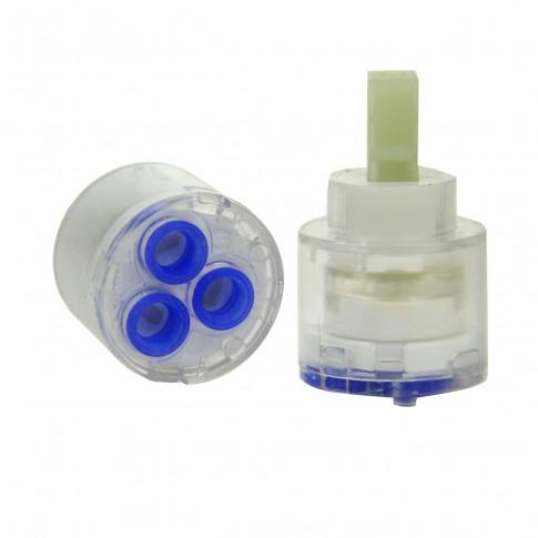Cartus ceramic pentru baterie baie L - 40, D - 40 mm