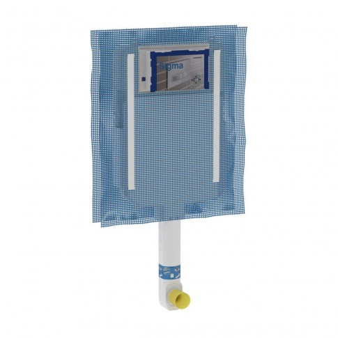 Rezervor WC, incastrat, Geberit Sigma 109.791.00.1, 3 / 7.5 L