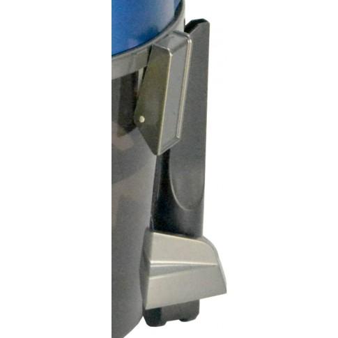 Aspirator Albatros Aqualtys, cu filtrare prin apa, fara sac, 3 l, 1600 W, filtru de apa, filtru microparticule, protectie la supraincalzire, gri + albastru