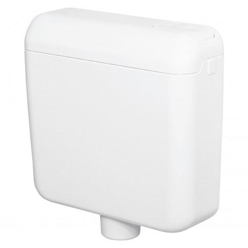 Rezervor WC pe perete Laguna Uno 196892, actionare simpla, 6 / 9 L, 42 x 39 x 13.5 cm