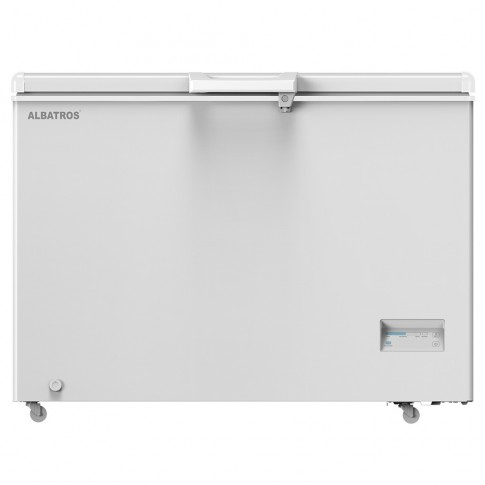 Lada frigorifica Albatros LA335A+, 316 l, clasa A+, latime 111.9 cm, functie Fast Freeze, alb