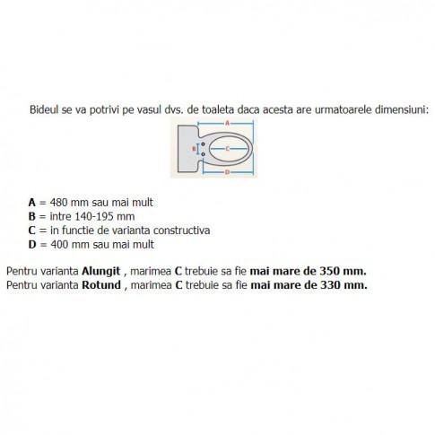 Bideu electric, LS Daewon DIB-J830, alb