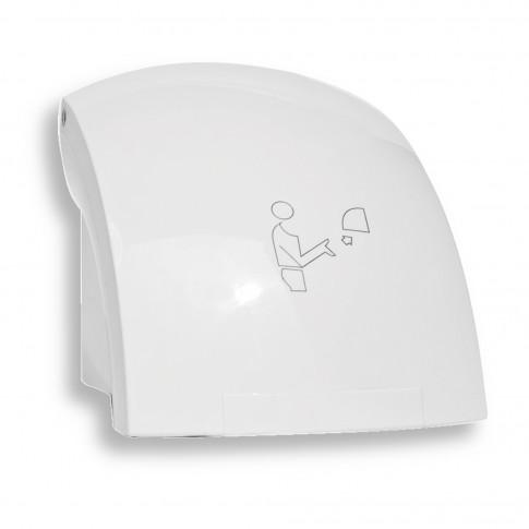Uscator maini, Ferro 69091.1, plastic, alb, senzor miscare, 1500 W