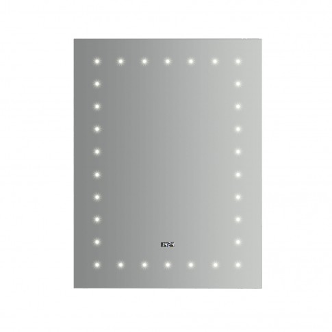 Oglinda baie cu iluminare LED H171, 50 x 70 cm