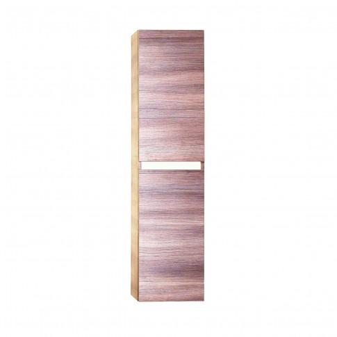 Dulap baie suspendat, Arthema Frame, stejar urban, 35 x 32 x 143 cm