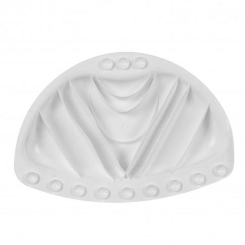 Perna cada, alb, Camfo 68601, 30 x 20 cm