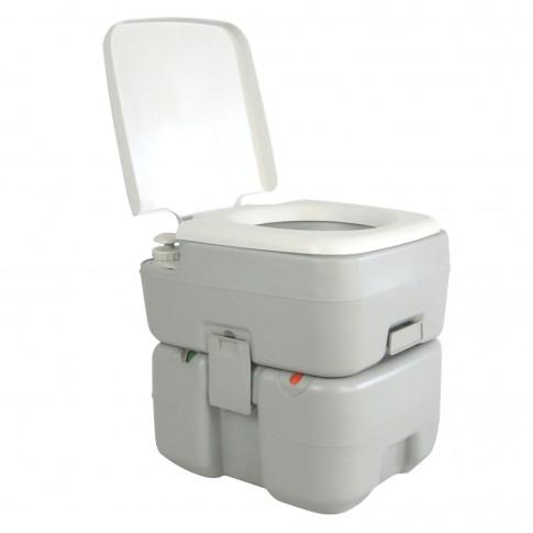 Toaleta ecologica portabila Kadda CHH-3120T, gri, 20 L
