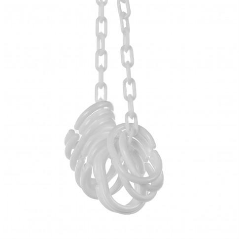 Bara perdea dus, aluminiu, BBP 004156, alba, 90 x 90 cm