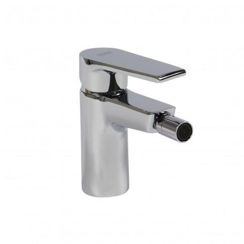 Baterie baie pentru bideu, Remer Artic ATM20, monocomanda, finisaj cromat, ventil inclus
