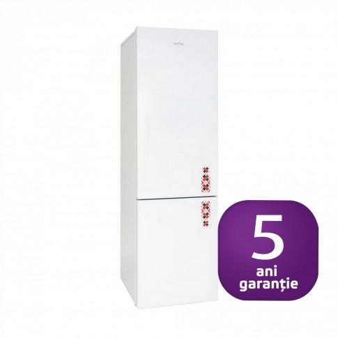 Combina frigorifica Arctic AK60400NF+RO, 356 l, Full No Frost, clasa A+, inaltime 201 cm, alb