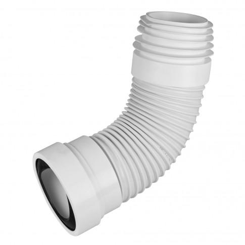 Racord WC flexibil, Eurociere 1220S, 250 - 400 mm