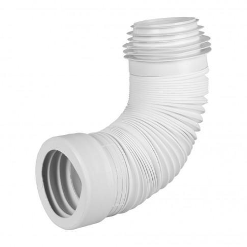 Racord WC flexibil, Eurociere 1221, 250 - 530 mm