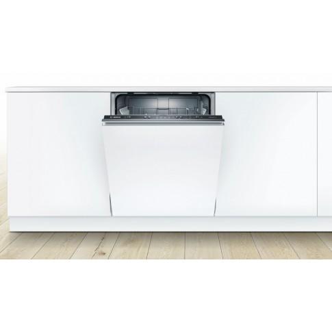 Masina de spalat vase incorporabila Bosch SMV25AX01E, 12 seturi, 5 programe, clasa A++, latime 60 cm