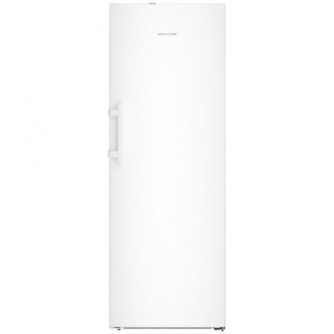 Congelator Liebherr GNP 5255, 360 litri, clasa A+++, No Frost, 8 sertare, inaltime 195 cm, functie SuperFrost, alb