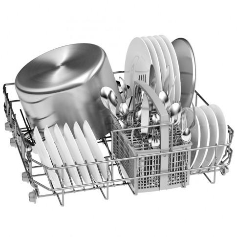 Masina de spalat vase incorporabila Bosch SMV45AX00E, 12 seturi, 5 programe, clasa A++, latime 60 cm