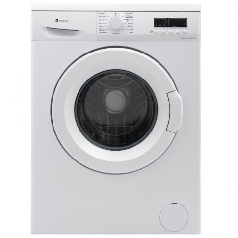 Masina de spalat rufe Studio Casa Bianco WMLED1006A++, 6 kg, 1000 rpm, clasa A++, adancime 47 cm, alba