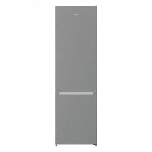 Combina frigorifica Arctic AK54305MT+, 291 l, clasa A+, inaltime 181.1 cm, termostat ajustabil, tehnologie Fast Freeze Zone, argintiu