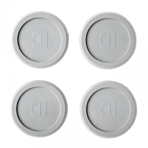 Picioruse antivibratie Electrolux E4WHPA02, cauciuc, 4 bucati